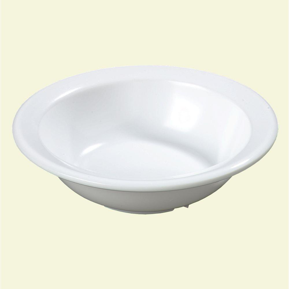 Carlisle 4 75 Oz 4 61 In Diameter Melamine Fruit Bowl