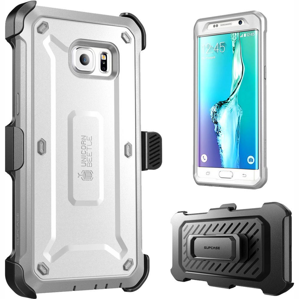 SUPCASE Galaxy S6 Edge Plus Unicorn Beetle Pro Series Holster Case,