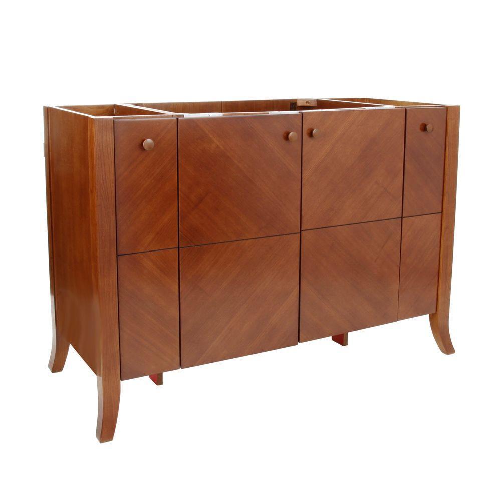 Kohler Clermont 50 In W X 21 5 In D X 33 25 In H Vanity Cabinet Only In Oxford K 2497 F39