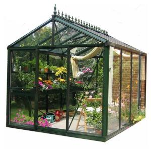 Exaco Royal Victorian 8 Ft X 10 Ft Greenhouse Vi 23 Pp3l