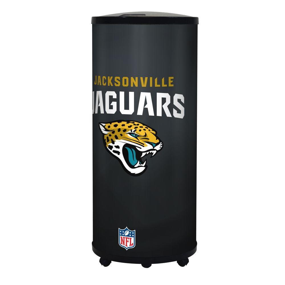 NFL 22 Qt. Jacksonville Jaguars Ice Barrel Cooler