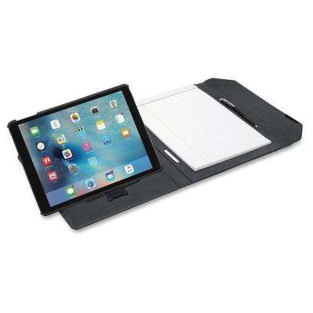 MobilePro Carrying Case (Folio) for iPad Pro, Black Ballistic Nylon