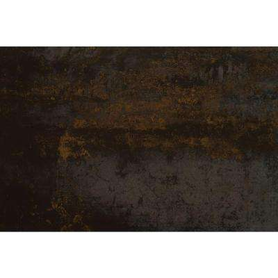 Antares Saturn Coal 16 in. x 24 in. Glazed Porcelain Floor and Wall Tile (10.68 sq. ft. / case)