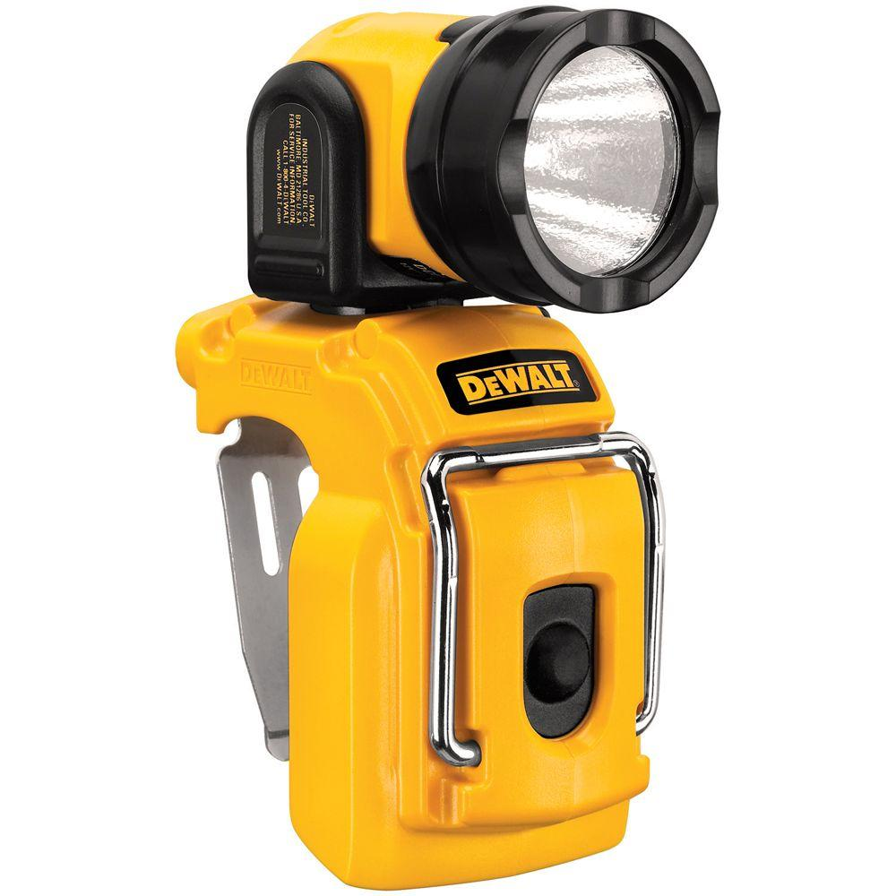 Dewalt 12 Volt Max Led Work Light Dcl510 The Home Depot