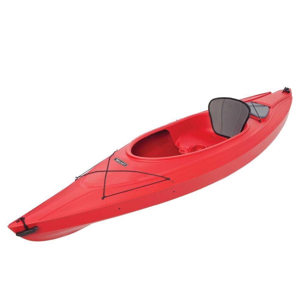 Lifetime Edge Sit-Inside Kayak - Red