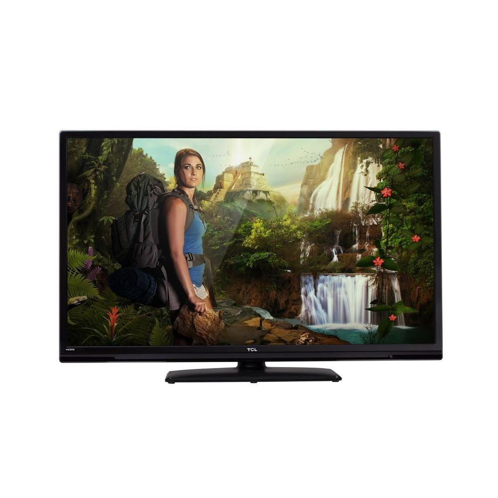 TCL E3000 Series 40 in. LED 1080p 60Hz HDTV with 2-Year Warranty-DISCONTINUED