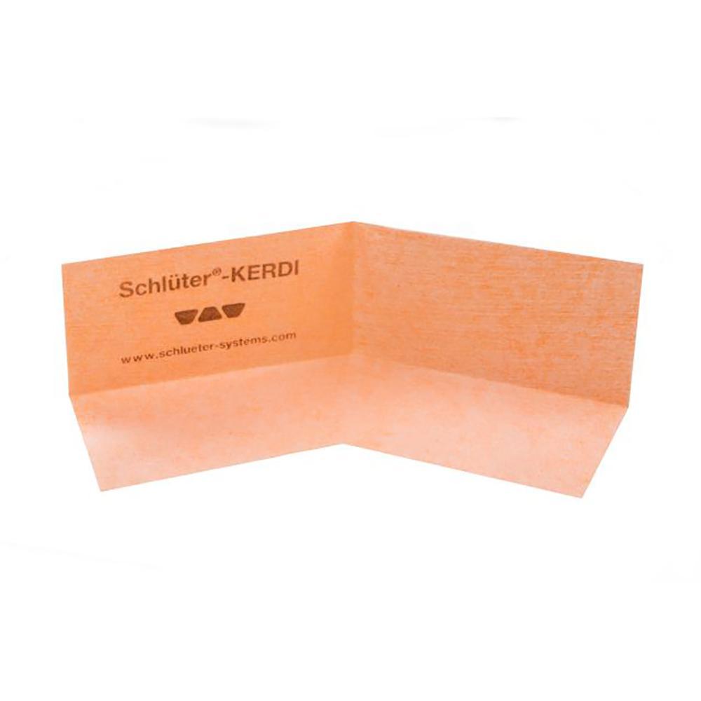 Kerdi-Kereck-F Pre-Formed 135 Waterproofing Inside Corners (2-Pack)