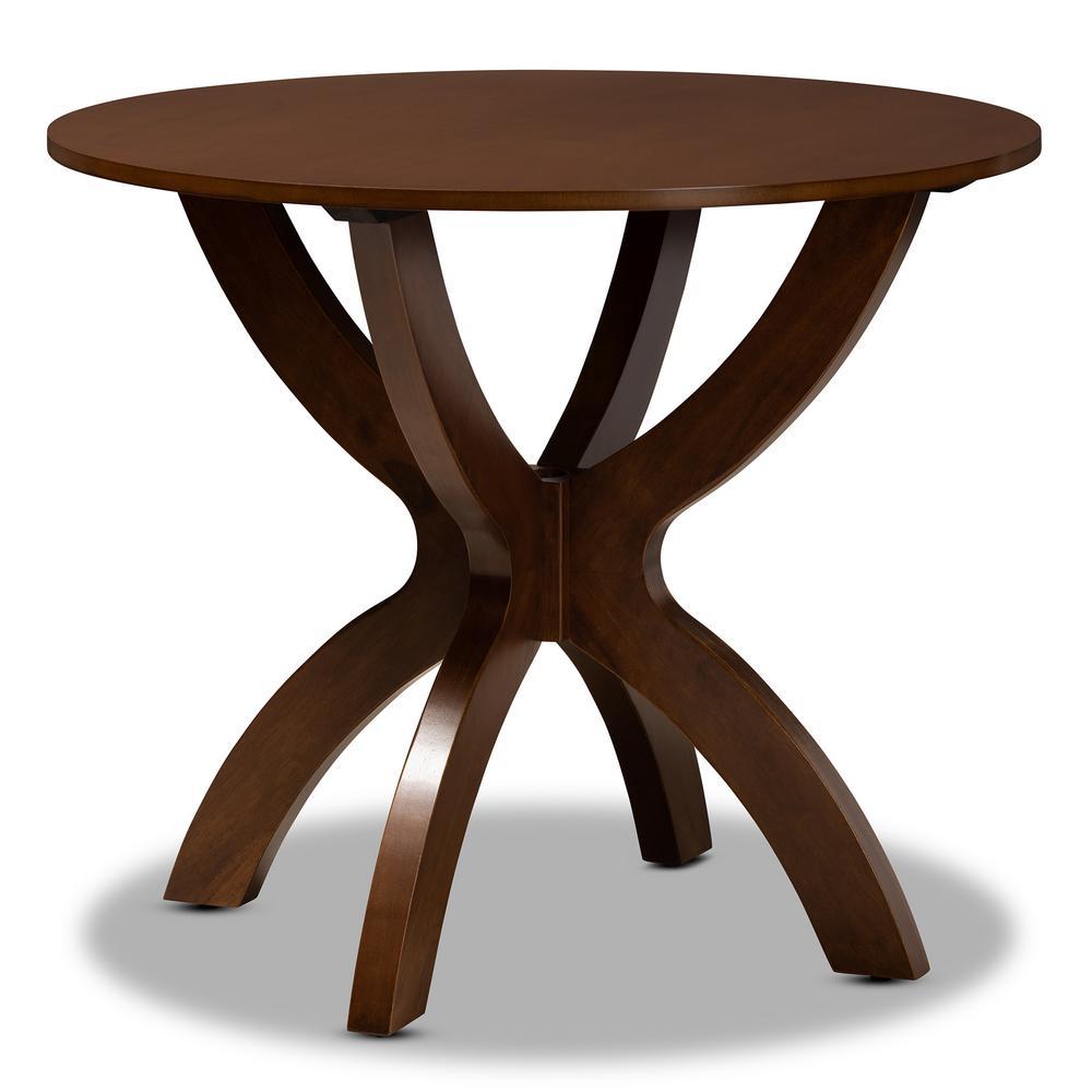 Tilde Walnut Dining Table