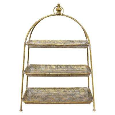 30.5 in. 3-Tier Floor Stand