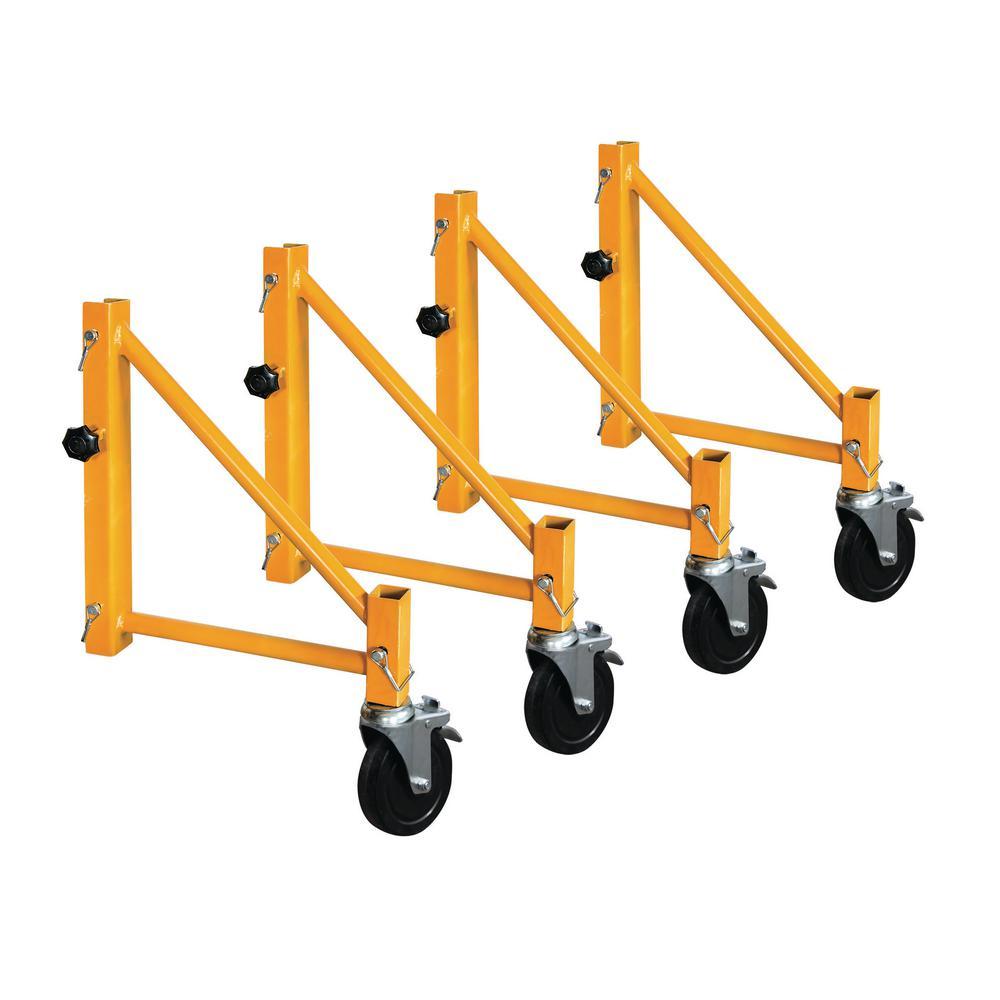 Bon Tool Chimney Scaffold-14-300 - The Home Depot