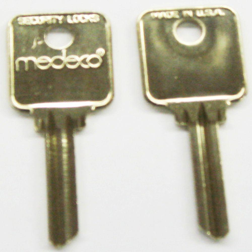 Medeco Blank Key-KY135400