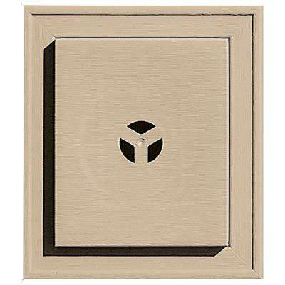 Square Mounting Block #069 Tan