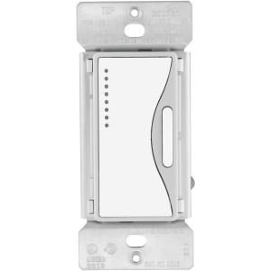 eaton smart dimmer switch in white satin