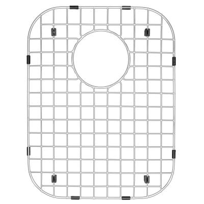 12-7/8 in. x 16-5/8 in. Stainless Steel Bottom Grid