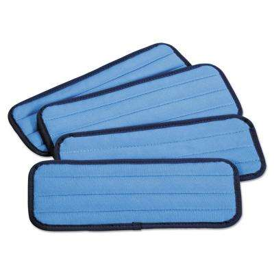 11 in. x 5.25 in. x 0.188 in. Microfiber Maximizer Overhead Cleaning Tool Window Pad