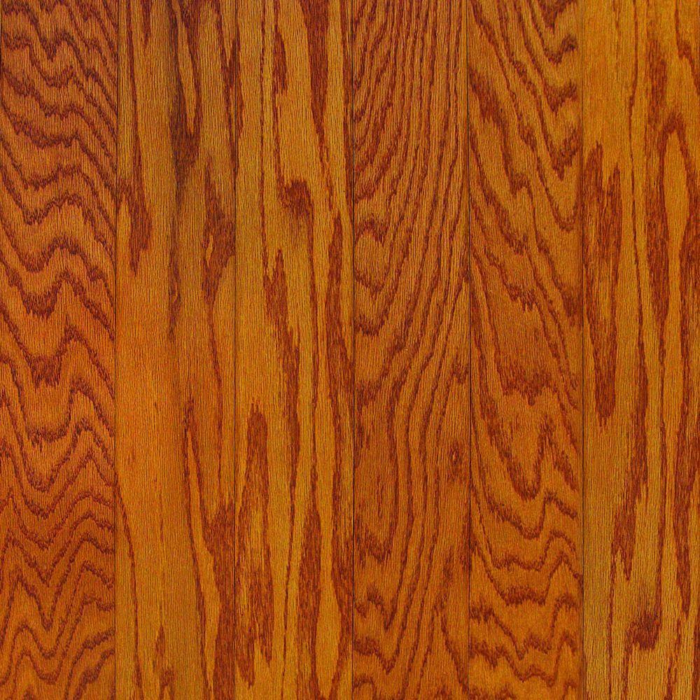Oak Harvest 3/8 in. Thick x 4-1/4 in. Wide x Random Length Engineered Click Hardwood Flooring (20 sq. ft. / case)