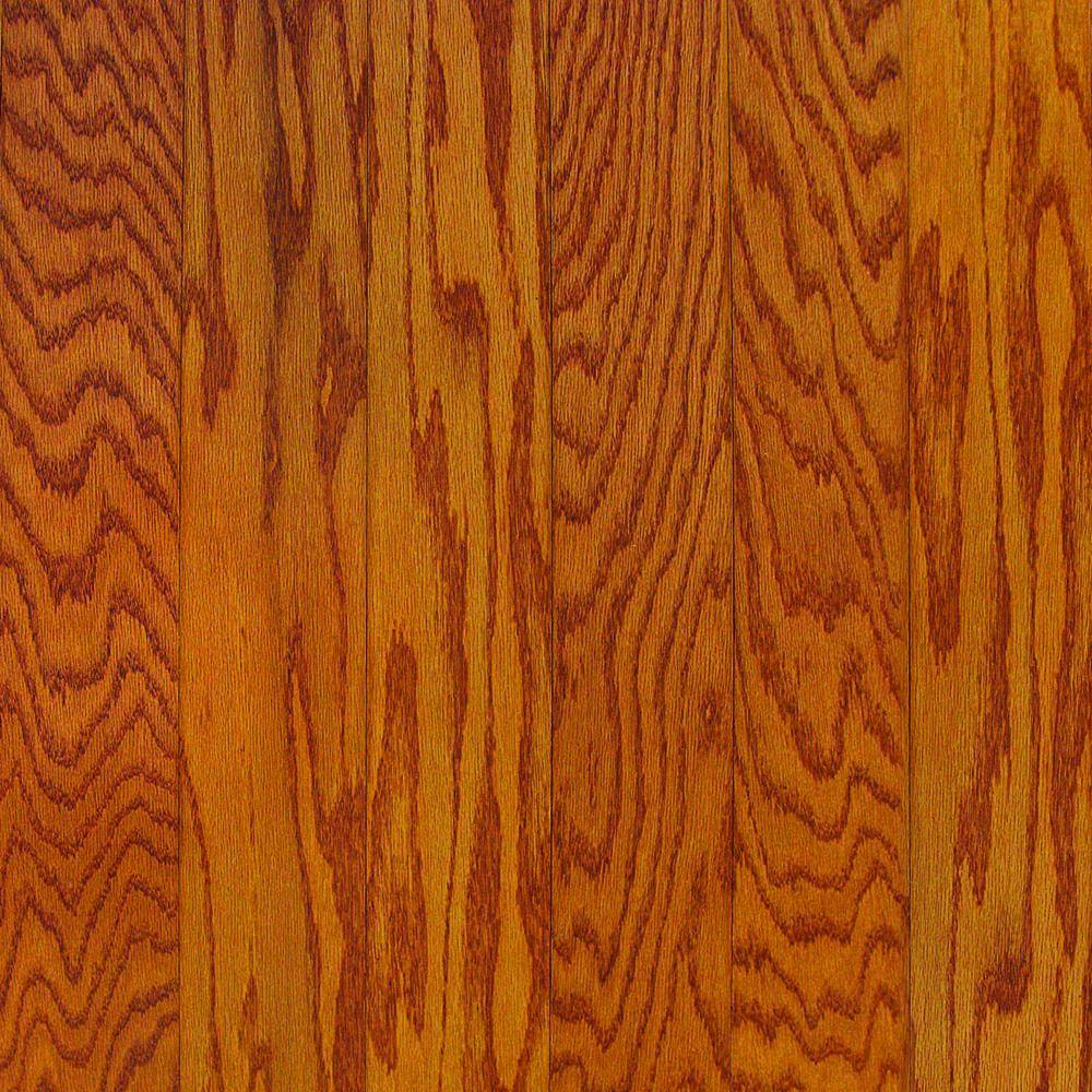 Millstead Oak Harvest 3/4 in. Thick x 4 in. Wide x Random Length Solid Real Hardwood Flooring (21 sq. ft. / case)