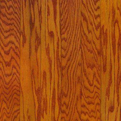Oak Harvest 3/4 in. Thick x 4 in. Wide x Random Length Solid Real Hardwood Flooring (21 sq. ft. / case)