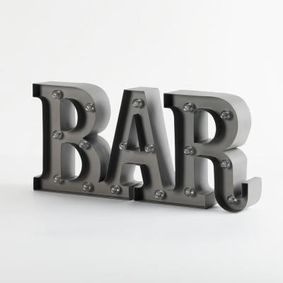Bar Marquee Lighted Sign