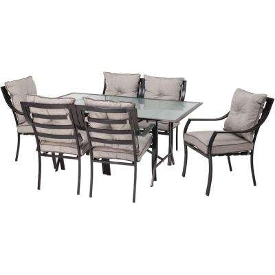 Lavallette 7-Piece Patio Outdoor Dining Set