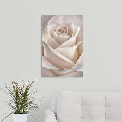 """Classic Rose"" by Cora Niele Canvas Wall Art"