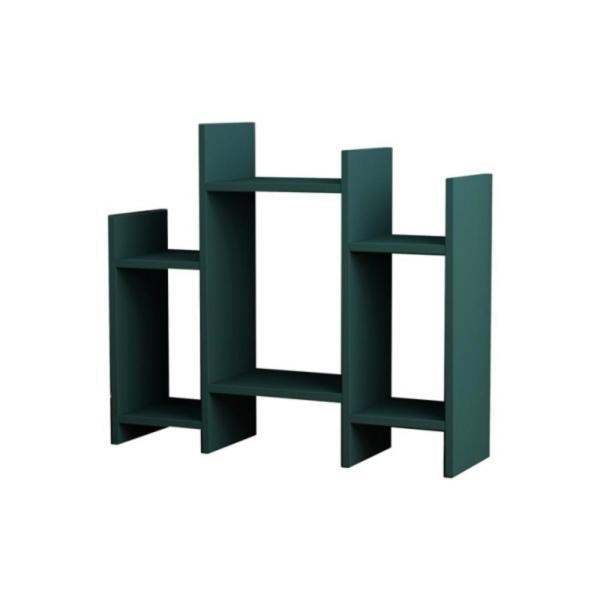 Ada Home Decor Sutton Turquoise Modern Side Table