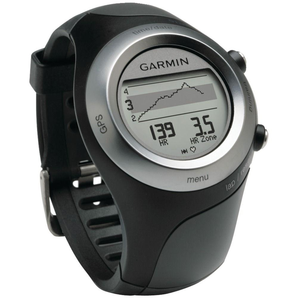Garmin Refurbished Black Forerunner 405 GPS Navigation Watch