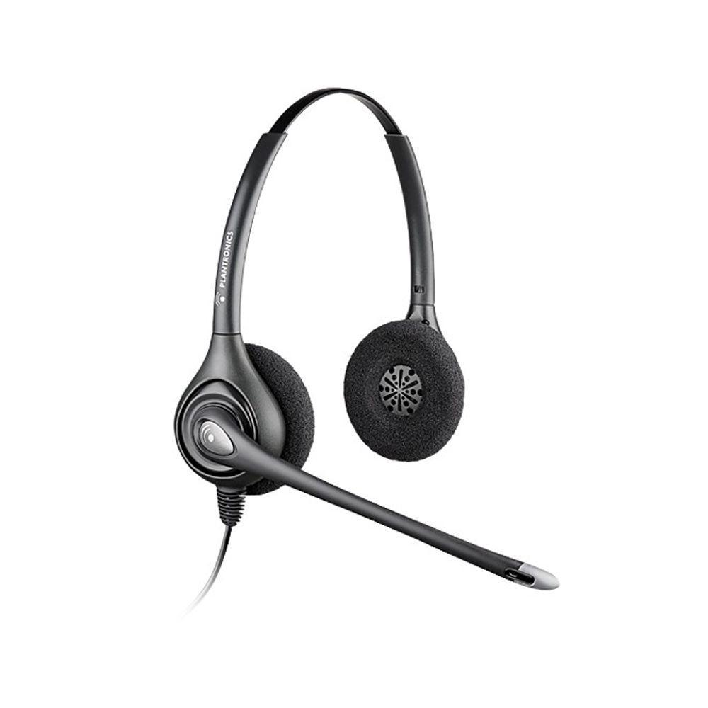 42e03c1145e Plantronics SupraPlus Headset-PL-HW261N - The Home Depot