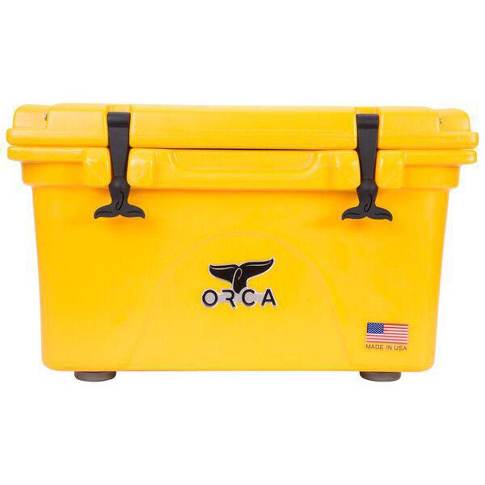ORCA Gold/Gold 26 Qt. Cooler
