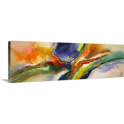 Large 40 60 In Wall Art Paintings Wall Art The Home Depot