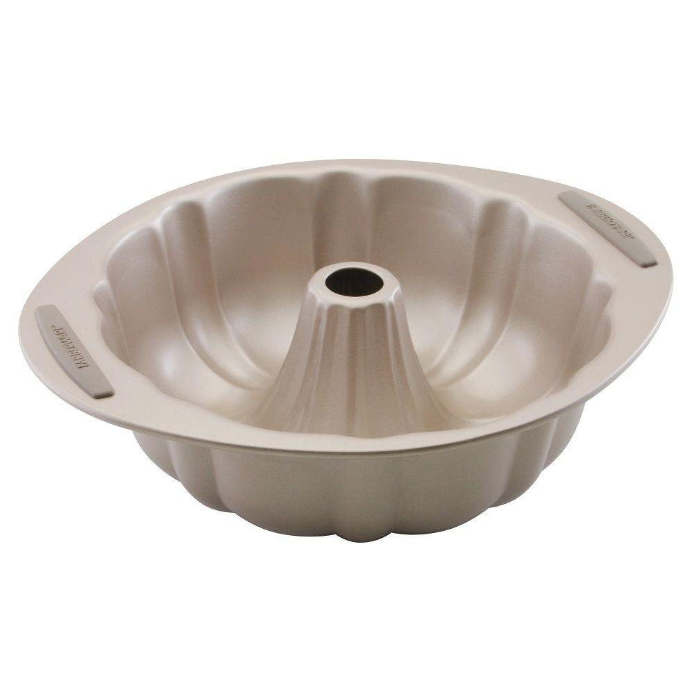 Farberware 10 in. Fluted Molded in Light Brown