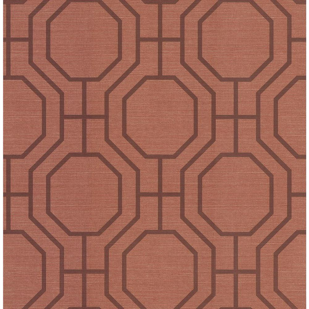 Brewster Geometric Wallpaper