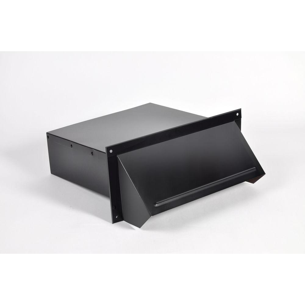 Rectangular Liance Wall Vent Avw3 25x10 The Home Depot