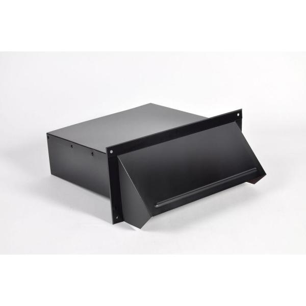 3-1/4 in. x 10 in. Rectangular Appliance Wall Vent