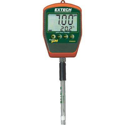 pH Meter/Palm pH with Stick