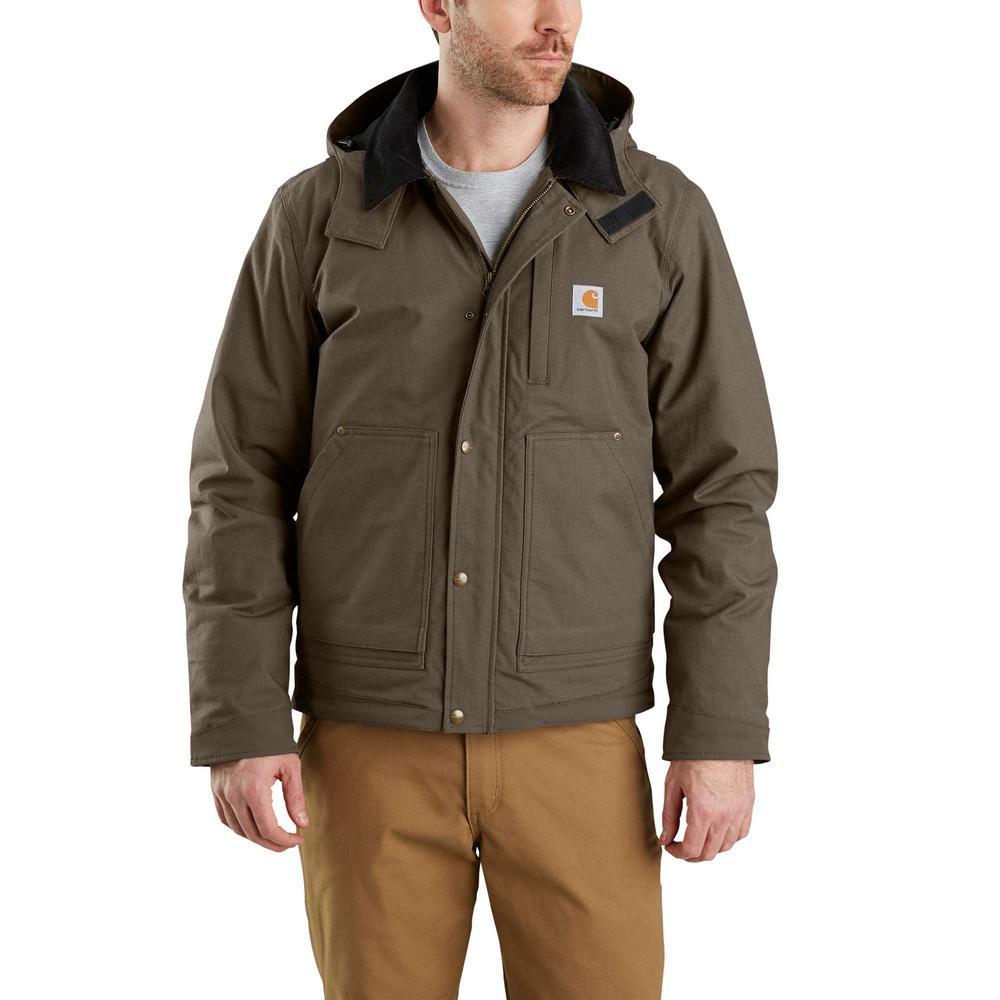 3eb10e68e8d8b Men s Tall XX Large Tarmac Cotton Cordura Nylon Spandex Full Swing Steel  Jacket. Write a review