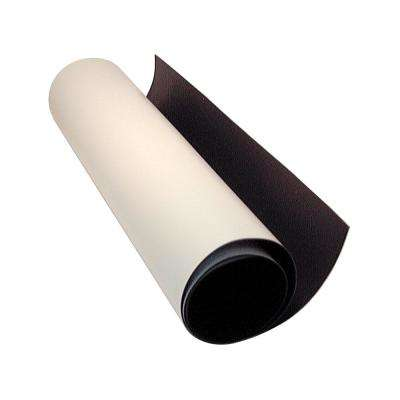 1 ft. L White Flexible Magnetic Sheet