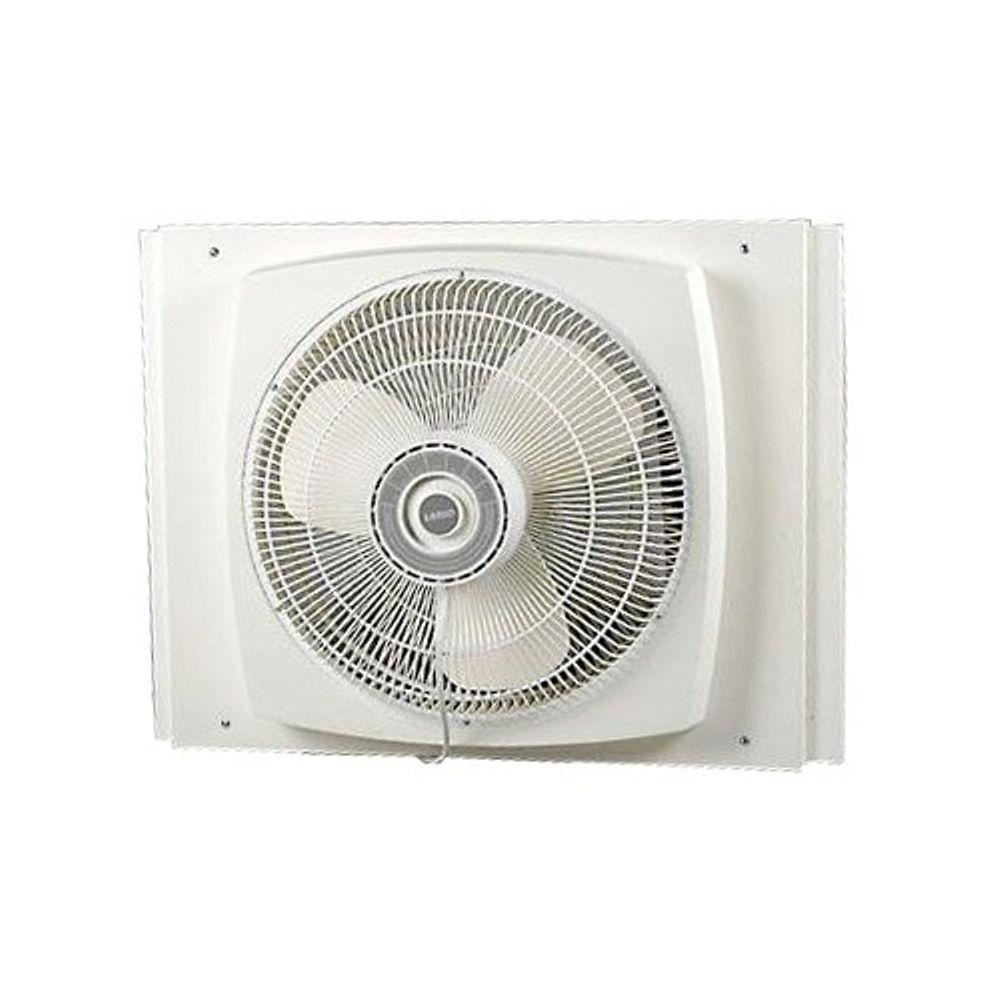 Lasko 16 in. Electrically Reversible Window Fan