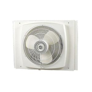 Lasko 16 inch Electrically Reversible Window Fan by Lasko
