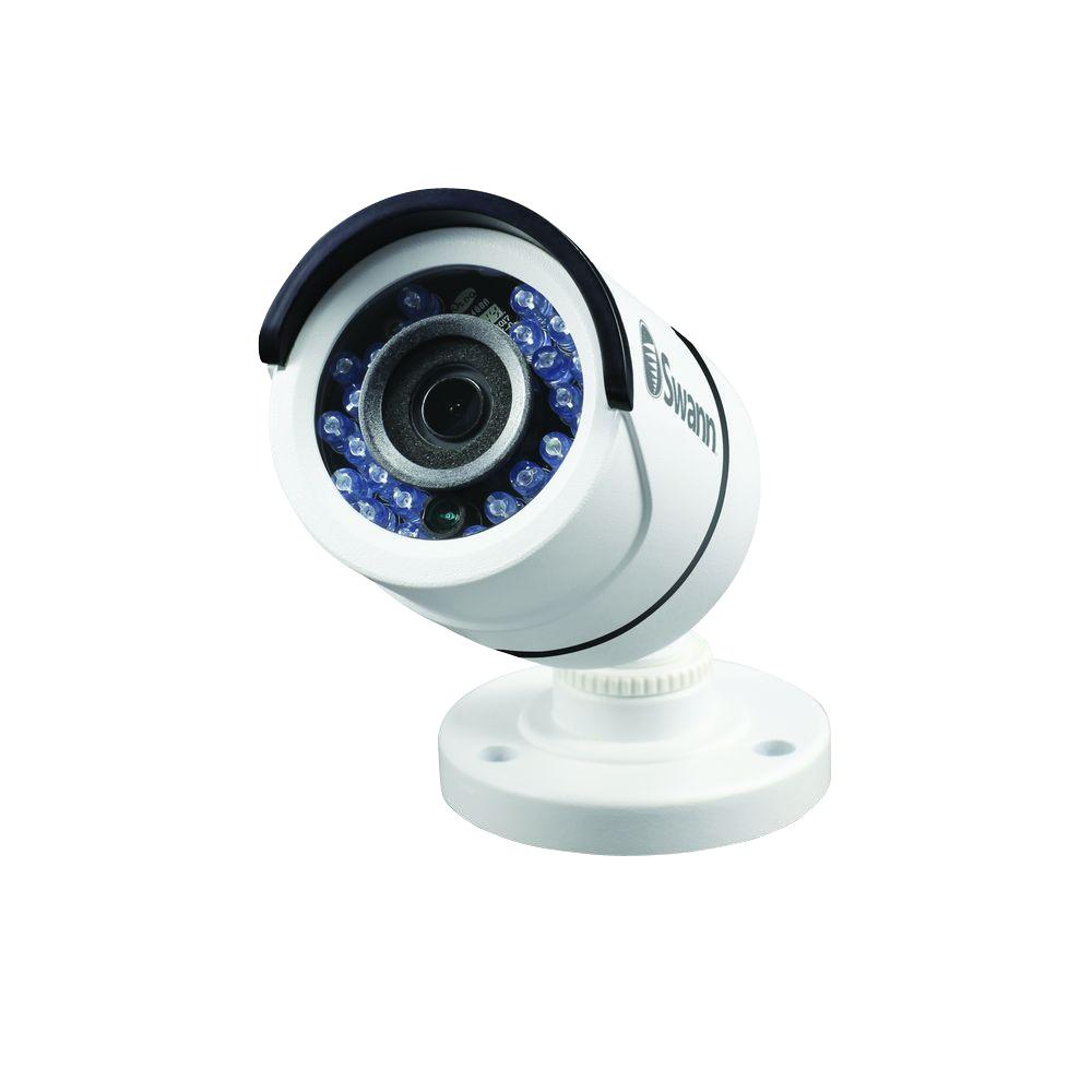 Swann Pro-T855 TVI 1080p Bullet Camera-SWPRO-T855CAM - The Home Depot