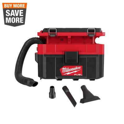 M18 FUEL PACKOUT 18-Volt Lithium-Ion Cordless 2.5 Gal. Wet/Dry Vacuum (Tool-Only)