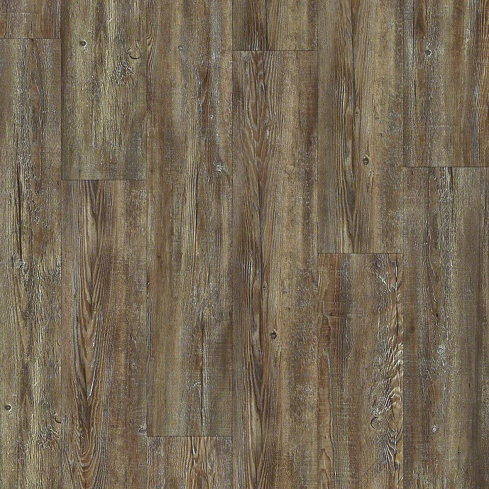 Take Home Sample - Alliant Weathered Resilient Vinyl Plank Flooring -
