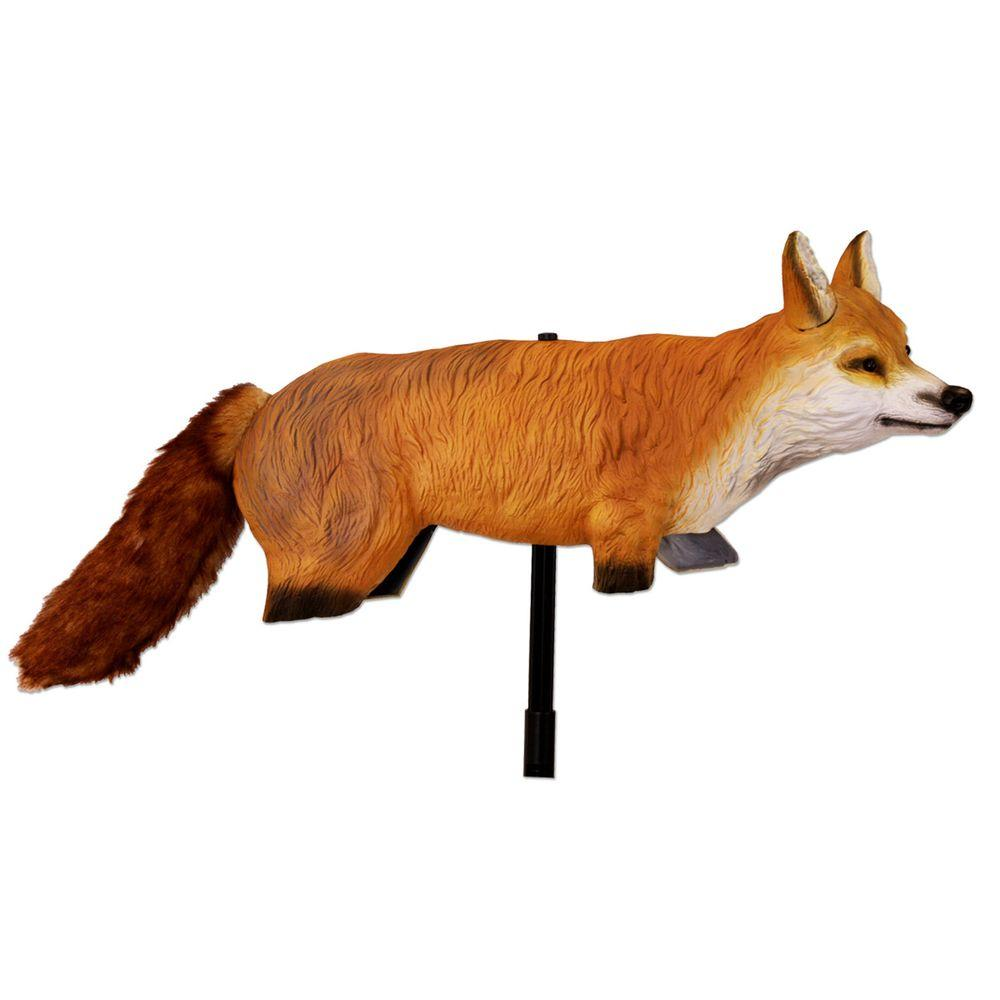 Bird-X Fox Decoy 3-D Animal Control Goose Control Scare D...
