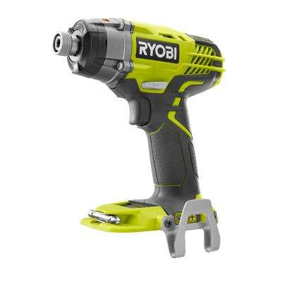 18-Volt ONE+ Cordless 3-Speed 1/4 in. Hex Impact Driver (Tool Only)