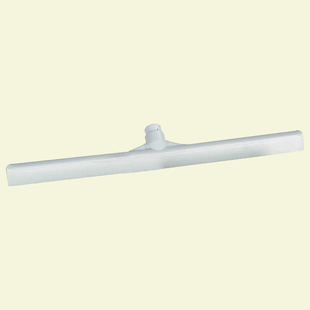 Carlisle 23-3/4 in. White Rubber Squeegee (6-Pack)