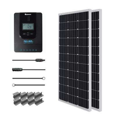 No Additional Items Included - Renogy - Solar Panel Kits
