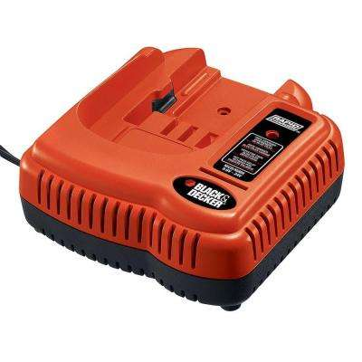 9.6-Volt to 24-Volt Battery Charger