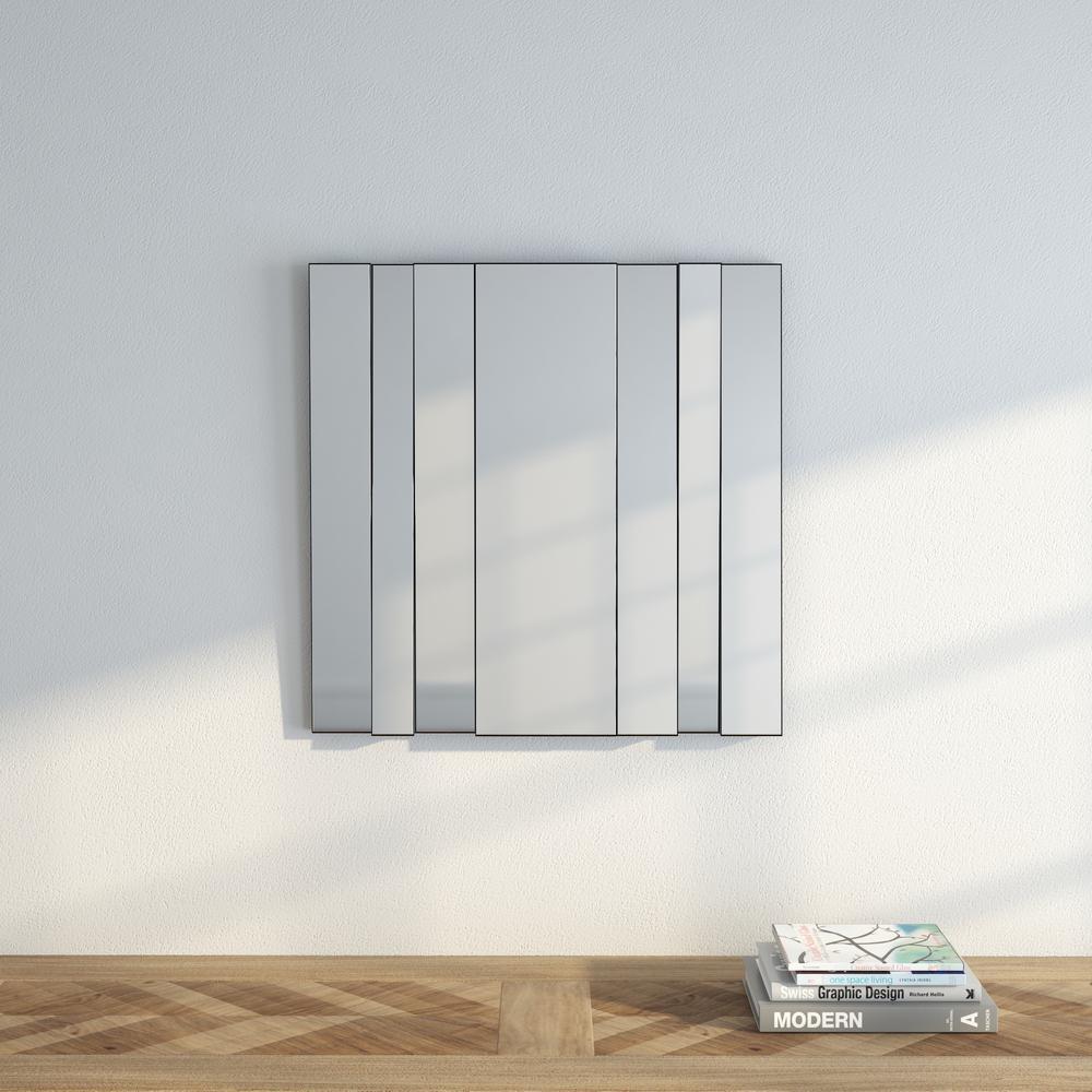 Zilla 23.75 in. H x 23.75 in. W Decorative Mirror