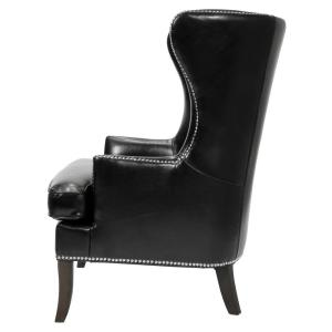 Home Decorators Collection Moore Black Wing Back Accent