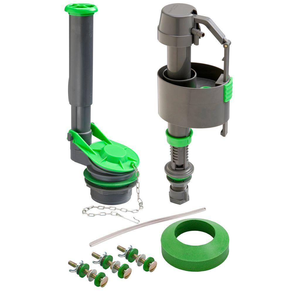 keeney manufacturing company 2 in toilet tank repair kit k830 16bx the home depot. Black Bedroom Furniture Sets. Home Design Ideas